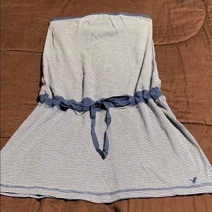 Women's Strapless Dress. GUC!
